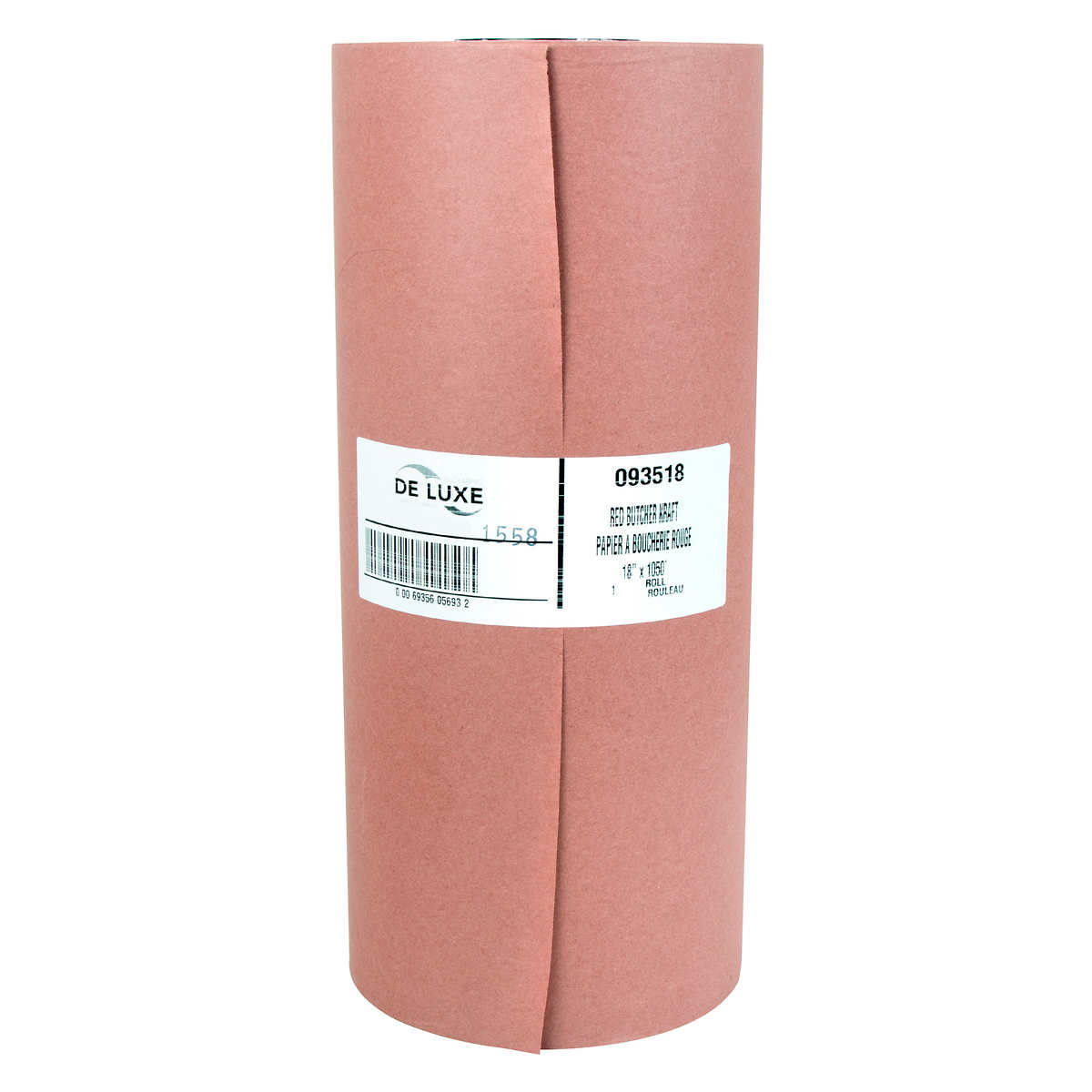 "18"" BUTCHER PAPER RED 1050FT"