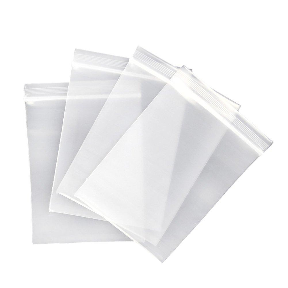 "PS10X13 10""x13"" RECLOSABLE POLY BAGS 1000/CASE"